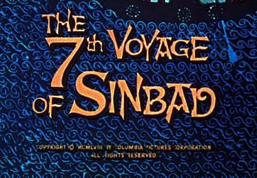 7th Voyage of Sinbad title