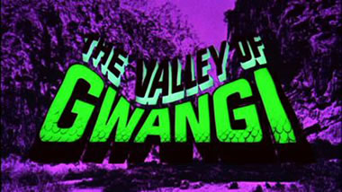 Valley of Gwangi title