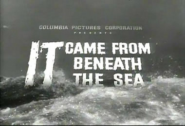 It Came From Beaneath the Sea